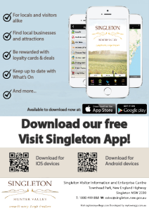 Visit Singleton App